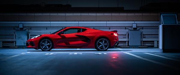 2021 Chevrolet Corvette Stingray wide wallpaper thumbnail.