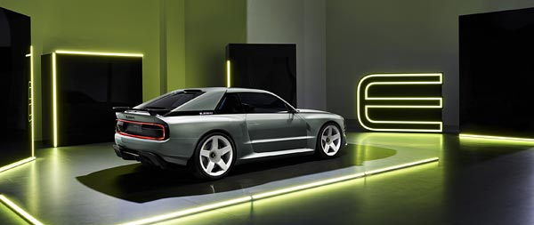 2021 E-Legend EL1 Concept wide wallpaper thumbnail.