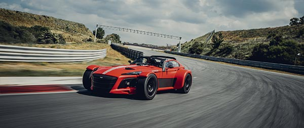 2021 Donkervoort D8 GTO-JD70 R wide wallpaper thumbnail.