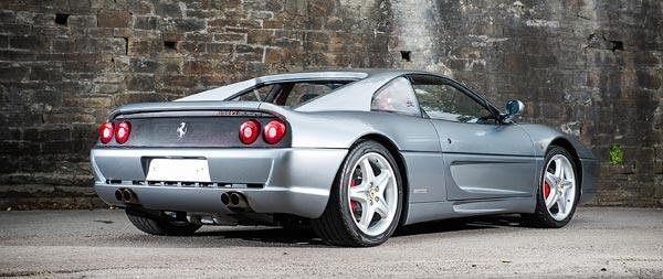 1994 Ferrari F355 Berlinetta wide wallpaper thumbnail.