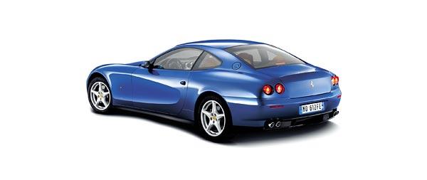 2004 Ferrari 612 Scaglietti wide wallpaper thumbnail.