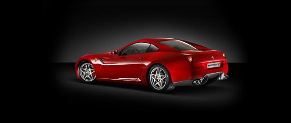 2006 Ferrari 599 GTB wide wallpaper thumbnail.