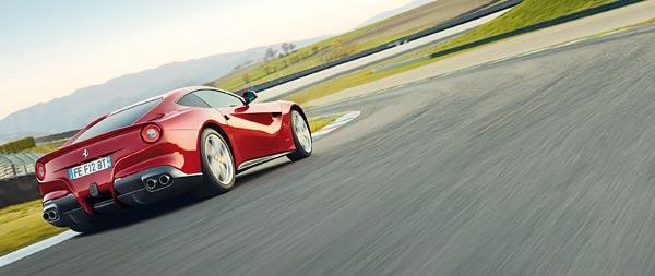 2013 Ferrari F12 Berlinetta wide wallpaper thumbnail.