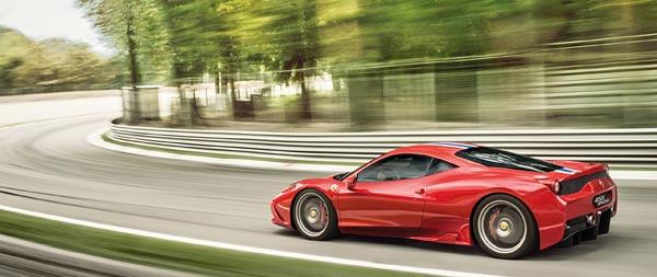 2014 Ferrari 458 Speciale wide wallpaper thumbnail.