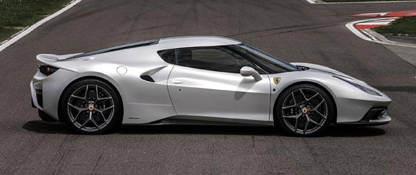 2016 Ferrari 458 MM Speciale wide wallpaper thumbnail.