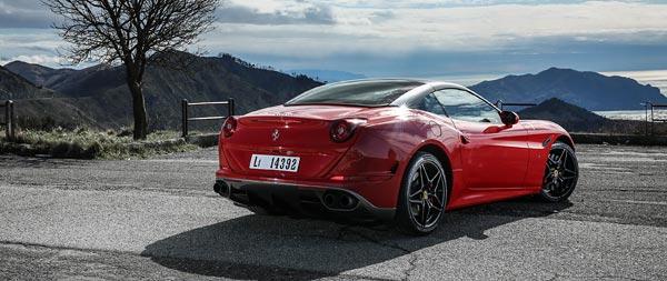 2016 Ferrari California T HS wide wallpaper thumbnail.