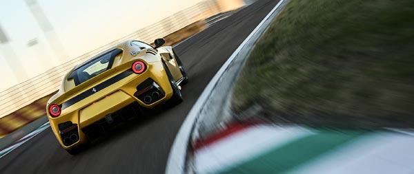 2016 Ferrari F12tdf wide wallpaper thumbnail.