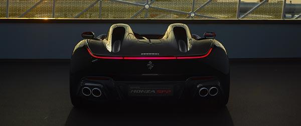 2019 Ferrari Monza SP2 wide wallpaper thumbnail.