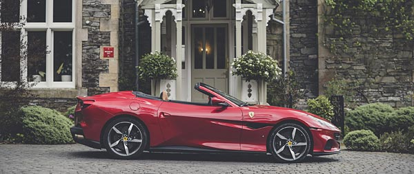 2021 Ferrari Portofino M wide wallpaper thumbnail.