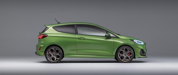 2022 Ford Fiesta ST wide wallpaper thumbnail.