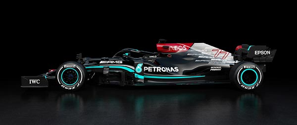 2021 Mercedes AMG W12 E Performance wide wallpaper thumbnail.