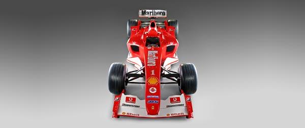 2004 Ferrari F2004 wide wallpaper thumbnail.