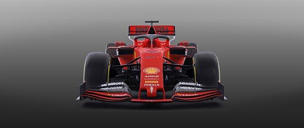 2019 Ferrari SF90 wide wallpaper thumbnail.