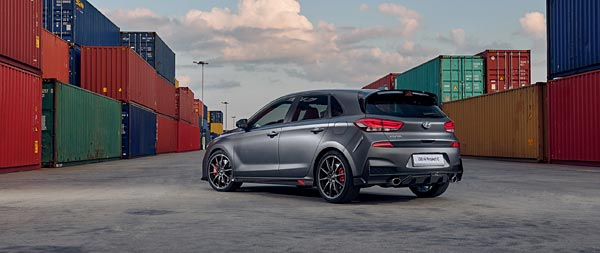 2019 Hyundai i30 N Project C wide wallpaper thumbnail.