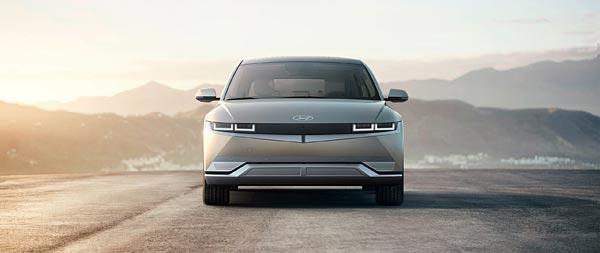 2022 Hyundai Ioniq 5 wide wallpaper thumbnail.