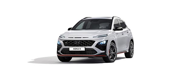 2022 Hyundai Kona N wide wallpaper thumbnail.