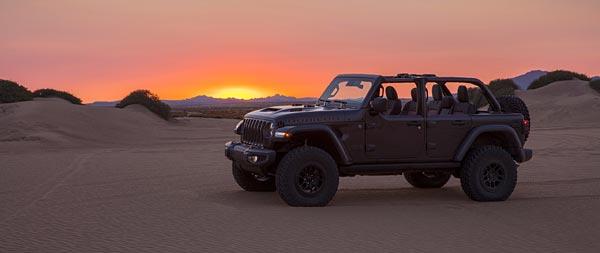 2021 Jeep Wrangler Rubicon 392 wide wallpaper thumbnail.
