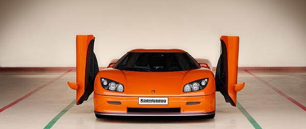 2004 Koenigsegg CCR wide wallpaper thumbnail.