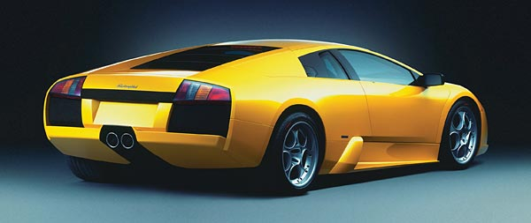 2002 Lamborghini Murcielago wide wallpaper thumbnail.