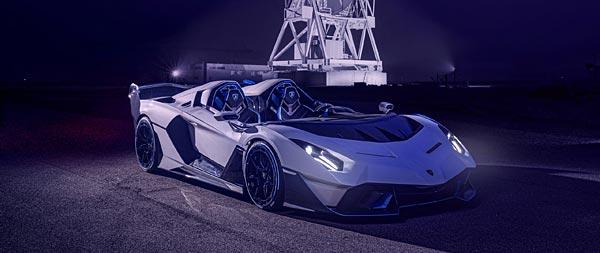 2020 Lamborghini SC20 wide wallpaper thumbnail.