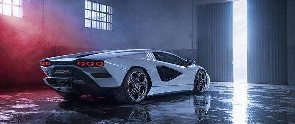 2022 Lamborghini Countach LPI 800-4 wide wallpaper thumbnail.