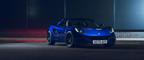 2021 Lotus Elise Sport 240 Final Edition wide wallpaper thumbnail.