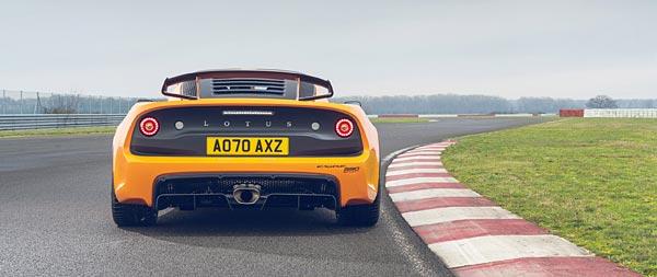 2021 Lotus Exige Sport 390 Final Edition wide wallpaper thumbnail.