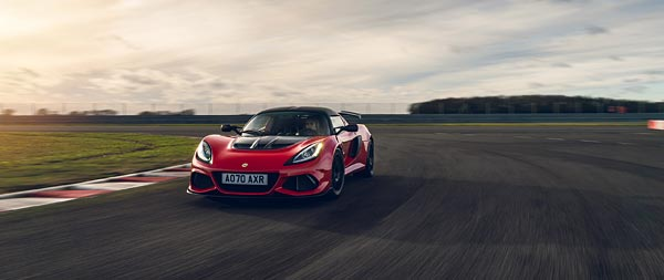 2021 Lotus Exige Sport 420 Final Edition wide wallpaper thumbnail.