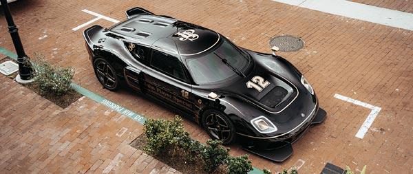 2022 Lotus Type 62-2 by Radford wide wallpaper thumbnail.