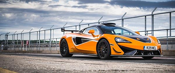 2020 McLaren 620R wide wallpaper thumbnail.