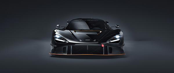 2021 McLaren 720S GT3X wide wallpaper thumbnail.