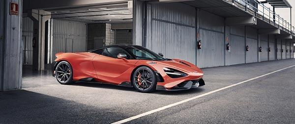 2021 McLaren 765LT wide wallpaper thumbnail.