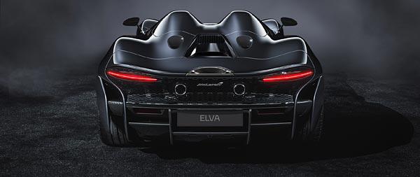 2021 McLaren Elva wide wallpaper thumbnail.