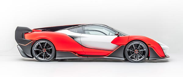 2021 McLaren Sabre by MSO wide wallpaper thumbnail.