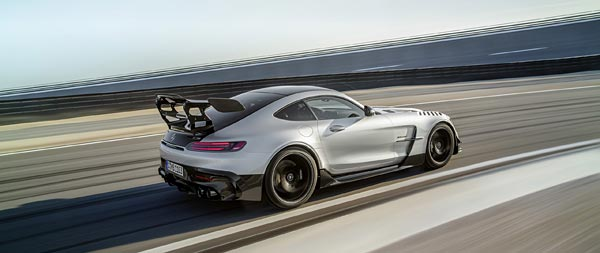 2021 Mercedes-AMG GT Black Series wide wallpaper thumbnail.