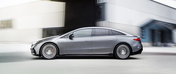 2022 Mercedes-AMG EQS53 wide wallpaper thumbnail.