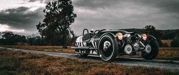 2020 Morgan 3 Wheeler P101 wide wallpaper thumbnail.