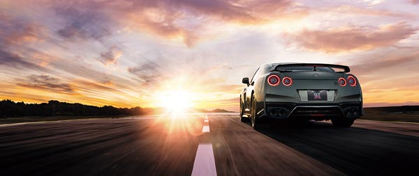 2022 Nissan GT-R T-Spec wide wallpaper thumbnail.