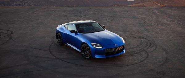 2023 Nissan Z wide wallpaper thumbnail.