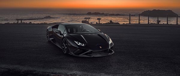 2021 Novitec Lamborghini Huracan EVO RWD wide wallpaper thumbnail.