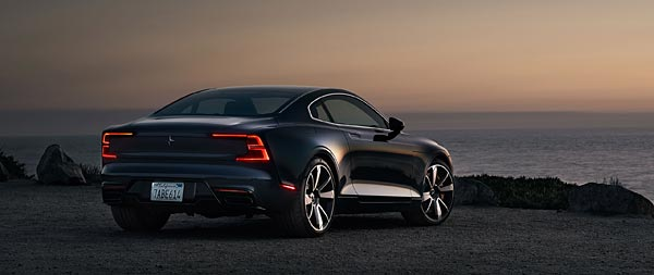 2020 Polestar 1 wide wallpaper thumbnail.