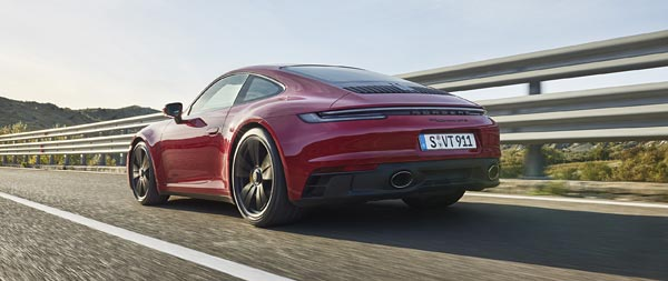 2022 Porsche 911 Carrera GTS wide wallpaper thumbnail.