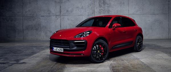 2022 Porsche Macan GTS wide wallpaper thumbnail.