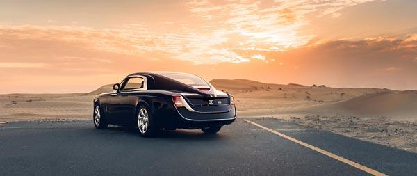 2017 Rolls-Royce Sweptail wide wallpaper thumbnail.