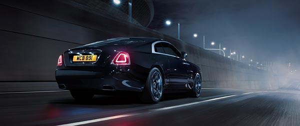 2017 Rolls-Royce Wraith wide wallpaper thumbnail.