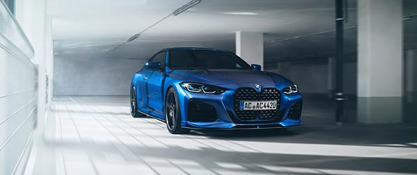 2021 AC Schnitzer ACS4 wide wallpaper thumbnail.