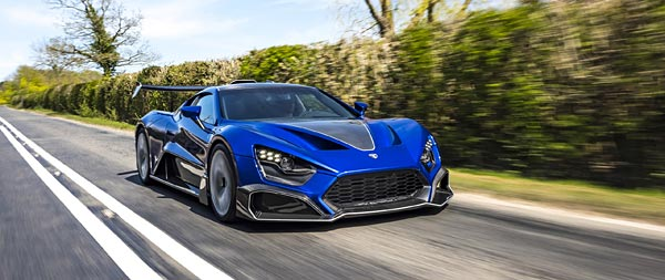2019 Zenvo TSR-S wide wallpaper thumbnail.