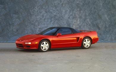 1991 Acura NSX wallpaper thumbnail.