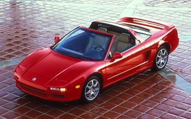 1995 Acura NSX-T wallpaper thumbnail.