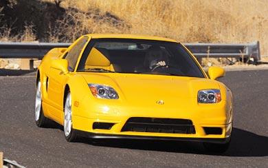 2001 Acura NSX wallpaper thumbnail.